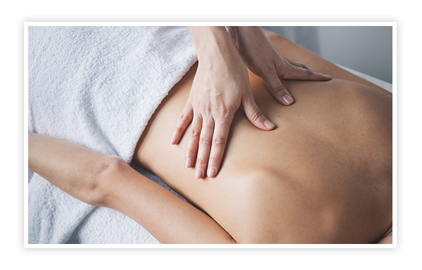 Massage for stress management